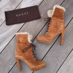 🆕Authentic Gucci boots